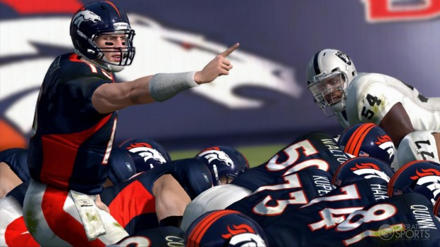 Madden NFL 12 Screenshot #240 for Xbox 360