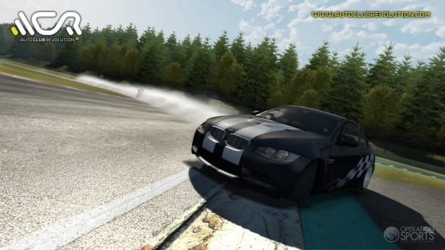 Auto Club Revolution Screenshot #1 for PC