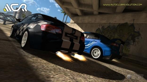 Auto Club Revolution Screenshot #2 for PC