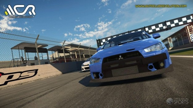 Auto Club Revolution Screenshot #4 for PC