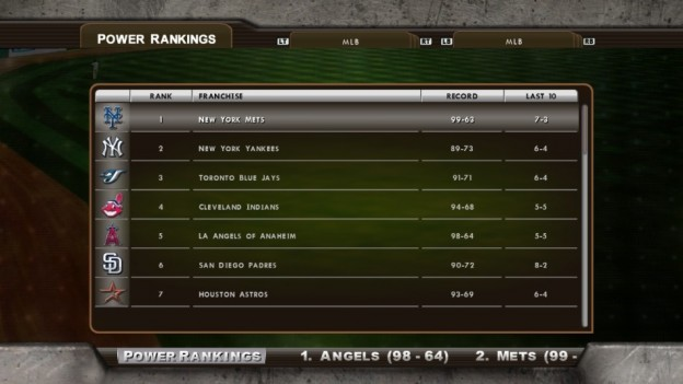 Major League Baseball 2K8 Screenshot #182 for Xbox 360