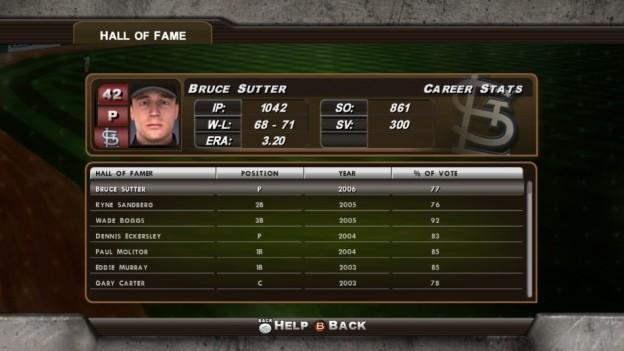 Major League Baseball 2K8 Screenshot #183 for Xbox 360