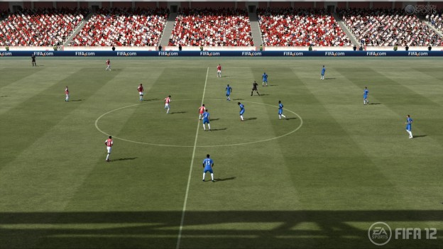 FIFA Soccer 12 Screenshot #9 for Xbox 360