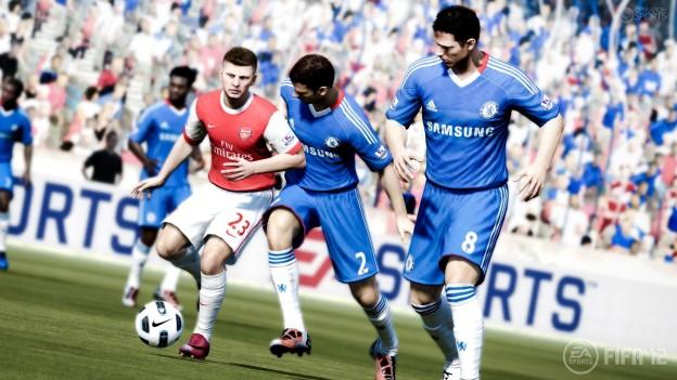 FIFA Soccer 12 Screenshot #10 for Xbox 360