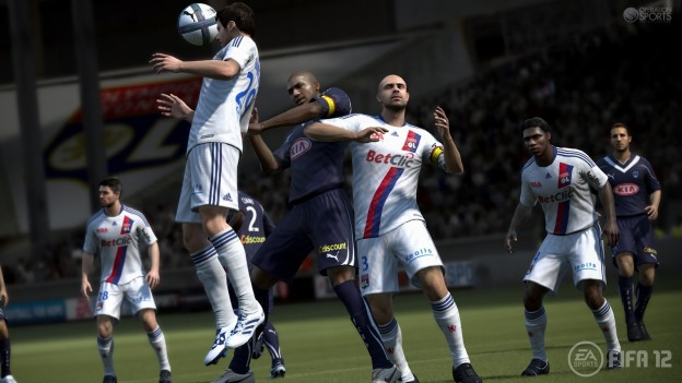 FIFA Soccer 12 Screenshot #12 for Xbox 360