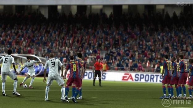FIFA Soccer 12 Screenshot #14 for Xbox 360