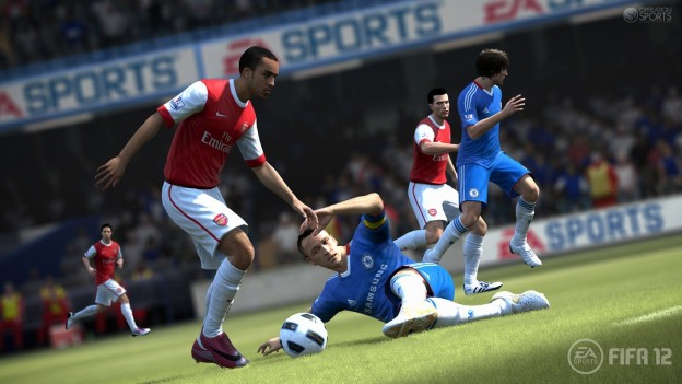 FIFA Soccer 12 Screenshot #16 for Xbox 360