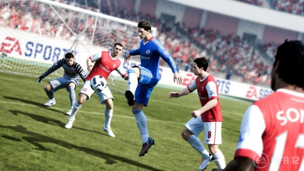FIFA Soccer 12 Screenshot #17 for Xbox 360