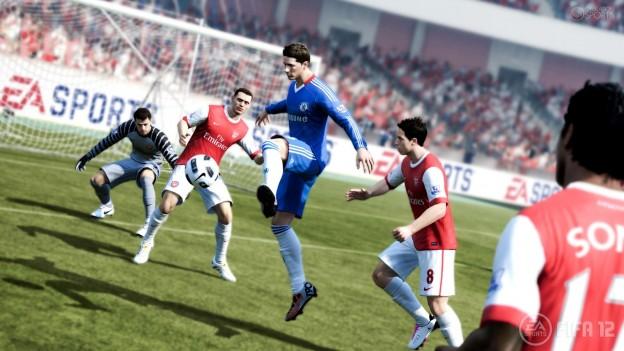 FIFA Soccer 12 Screenshot #17 for Xbox 360
