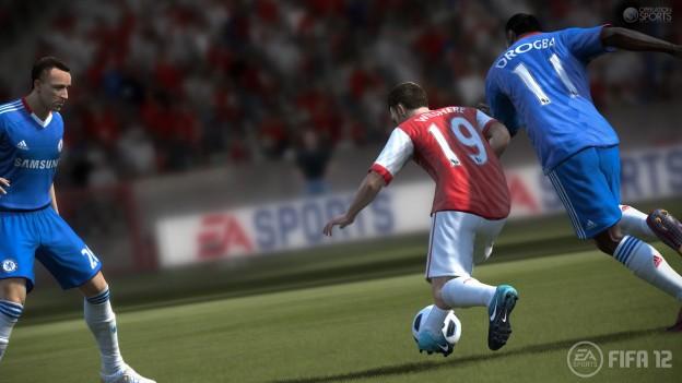 FIFA Soccer 12 Screenshot #18 for Xbox 360