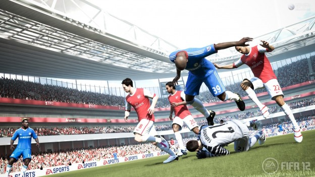 FIFA Soccer 12 Screenshot #20 for Xbox 360