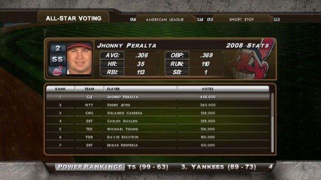 Major League Baseball 2K8 Screenshot #188 for Xbox 360