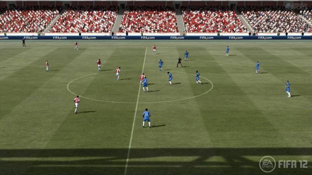 FIFA Soccer 12 Screenshot #8 for PS3
