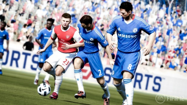 FIFA Soccer 12 Screenshot #9 for PS3