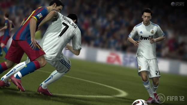 FIFA Soccer 12 Screenshot #12 for PS3