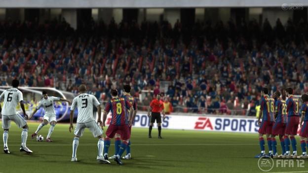 FIFA Soccer 12 Screenshot #13 for PS3