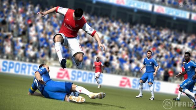 FIFA Soccer 12 Screenshot #14 for PS3