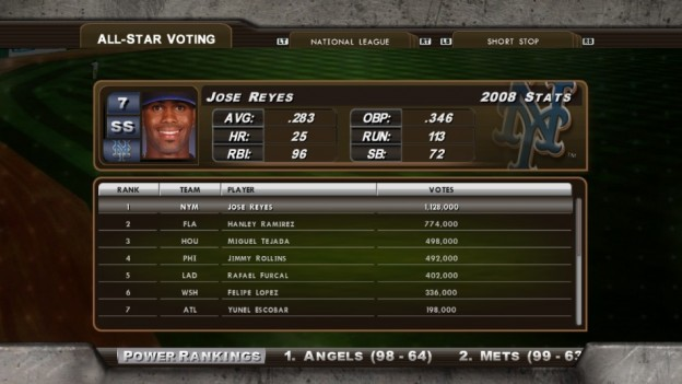 Major League Baseball 2K8 Screenshot #189 for Xbox 360