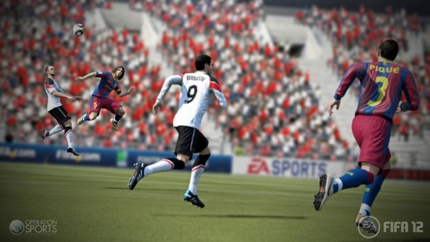 FIFA Soccer 12 Screenshot #22 for Xbox 360