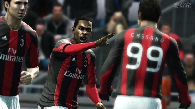 Pro Evolution Soccer 2012 Screenshot #24 for Xbox 360
