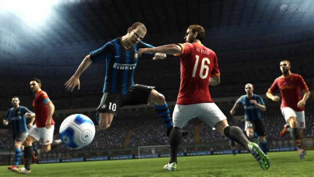 Pro Evolution Soccer 2012 Screenshot #23 for PS3