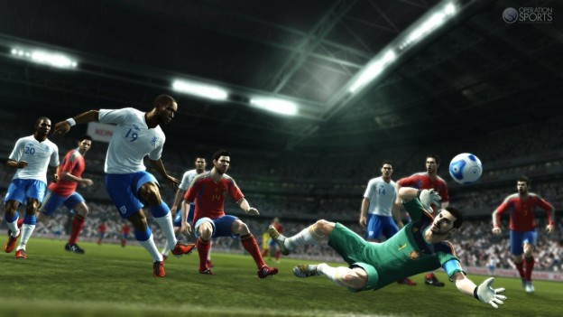 Pro Evolution Soccer 2012 Screenshot #25 for PS3