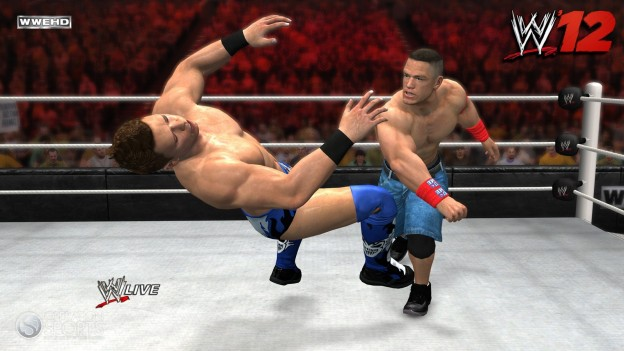 WWE '12 Screenshot #4 for PS3