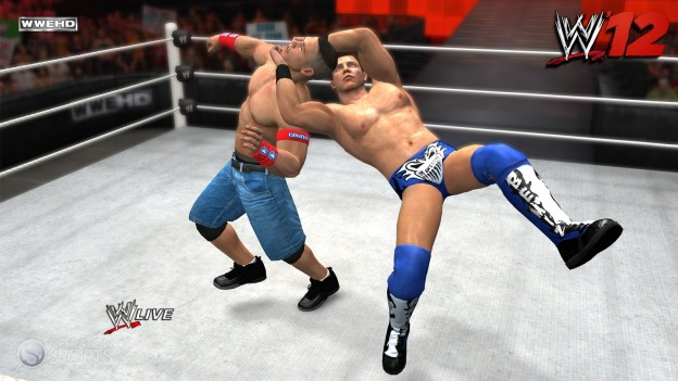 WWE '12 Screenshot #5 for PS3
