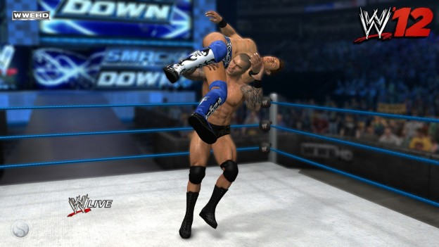 WWE '12 Screenshot #8 for PS3