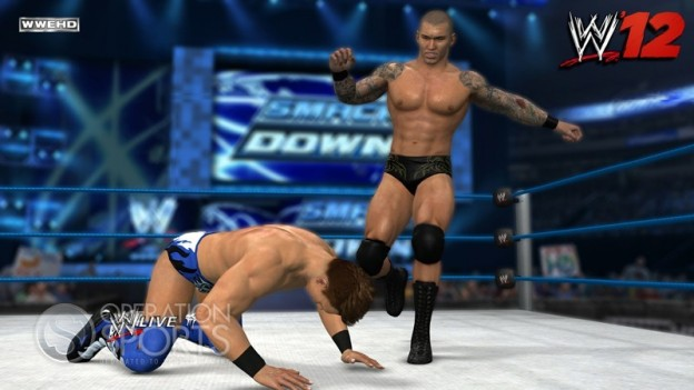 WWE '12 Screenshot #9 for PS3
