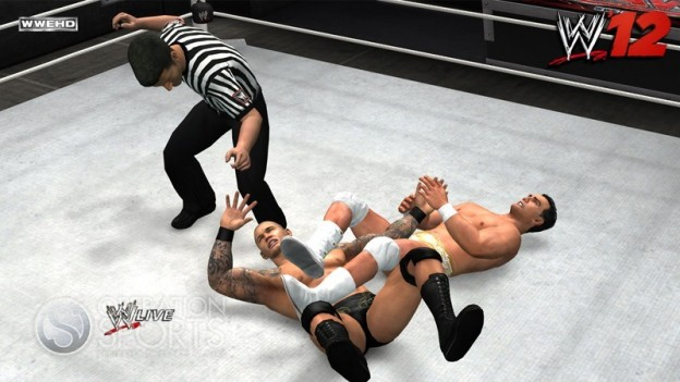 WWE '12 Screenshot #10 for PS3