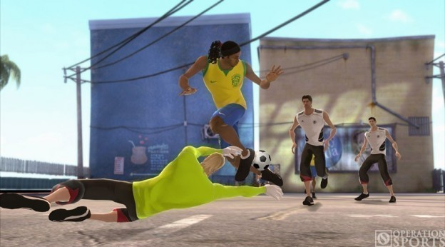 FIFA Street 3 Screenshot #9 for Xbox 360
