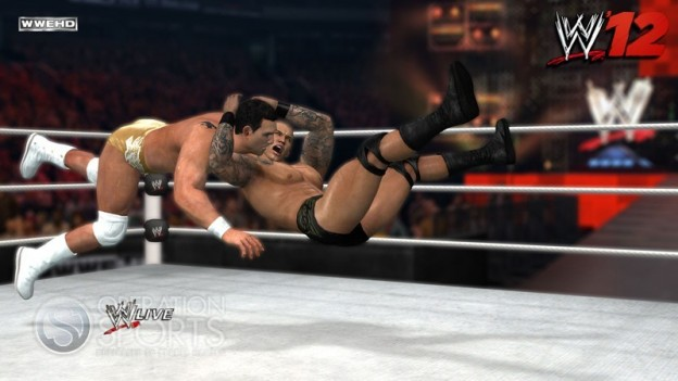 WWE '12 Screenshot #11 for PS3