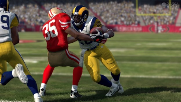 Madden NFL 12 Screenshot #248 for Xbox 360