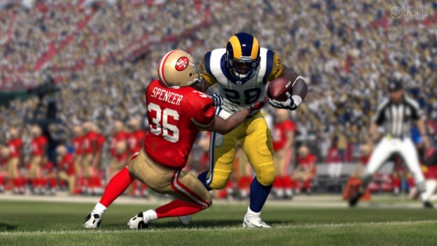 Madden NFL 12 Screenshot #249 for Xbox 360