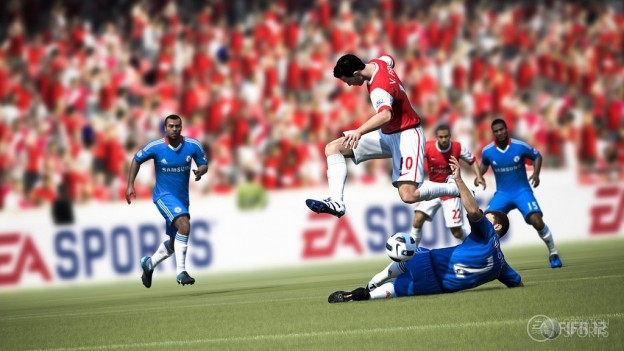 FIFA Soccer 12 Screenshot #23 for Xbox 360