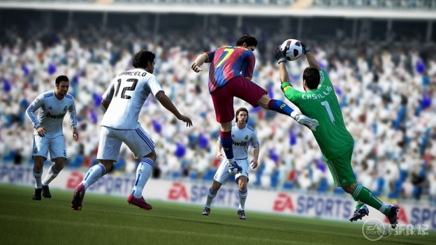 FIFA Soccer 12 Screenshot #24 for Xbox 360