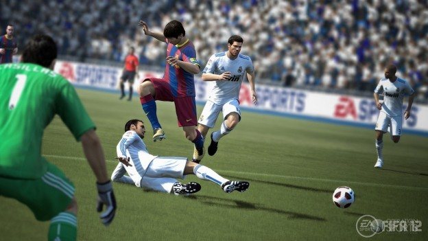 FIFA Soccer 12 Screenshot #25 for Xbox 360