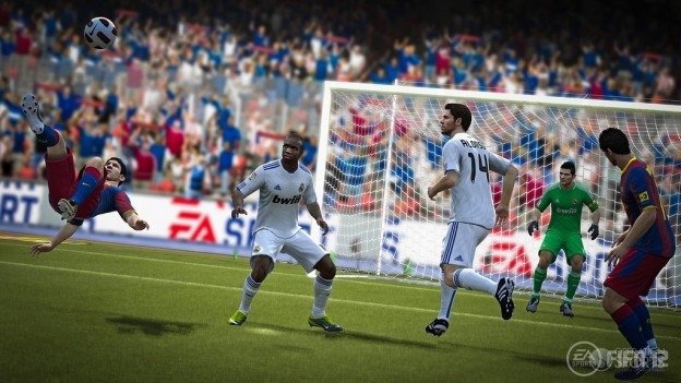 FIFA Soccer 12 Screenshot #27 for Xbox 360