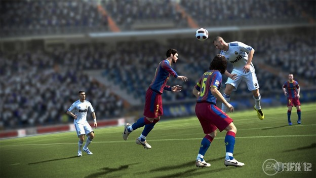 FIFA Soccer 12 Screenshot #29 for Xbox 360