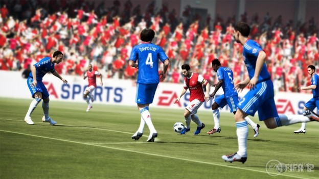 FIFA Soccer 12 Screenshot #31 for Xbox 360