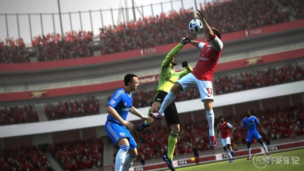 FIFA Soccer 12 Screenshot #32 for Xbox 360