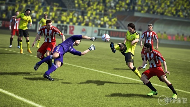 FIFA Soccer 12 Screenshot #27 for PS3