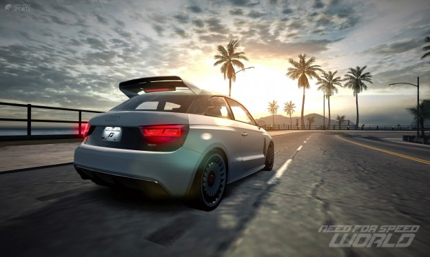 Need for Speed World Screenshot #14 for PC