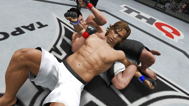 UFC Undisputed 3 Screenshot #1 for Xbox 360