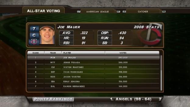 Major League Baseball 2K8 Screenshot #196 for Xbox 360