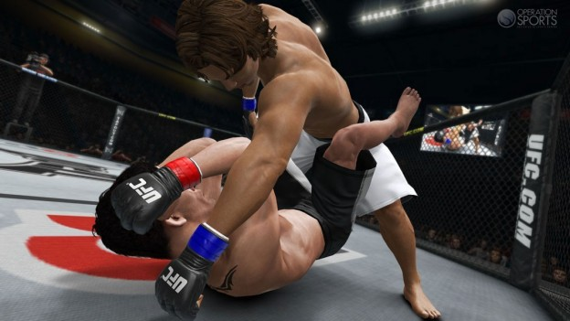 UFC Undisputed 3 Screenshot #2 for PS3