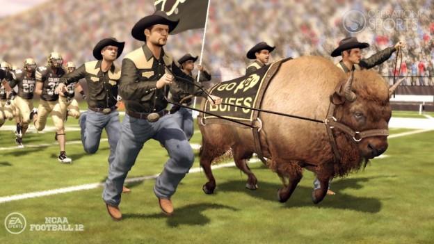 NCAA Football 12 Screenshot #287 for Xbox 360