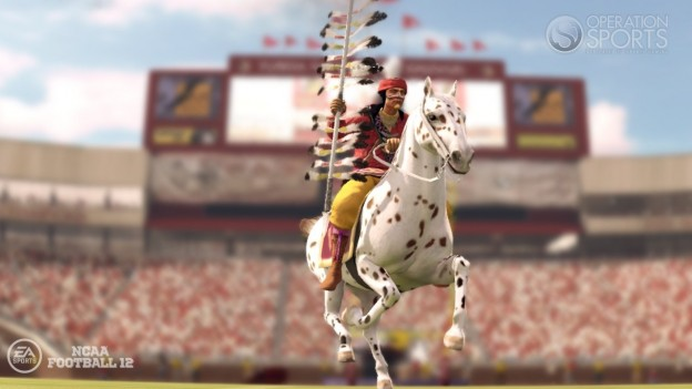 NCAA Football 12 Screenshot #289 for Xbox 360