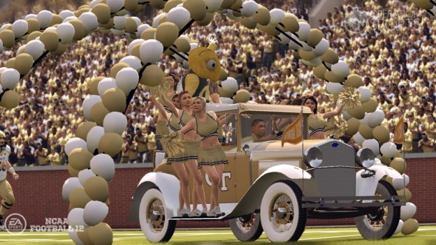 NCAA Football 12 Screenshot #290 for Xbox 360